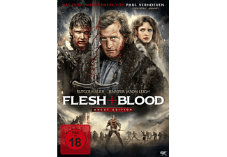 Flesh + Blood [DVD]