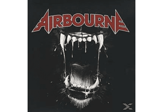 Airbourne - Black Dog Barking - (Vinyl)