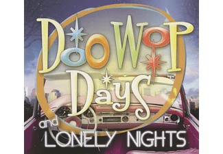 Various - Doo Wop Days & Lonely Nights [CD]