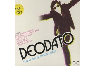 Deodato - All His Greatest Hits [CD]