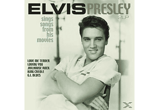 Elvis Presley - Sings Songs From His Movies - (Vinyl)