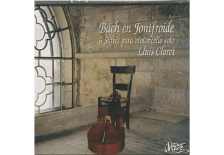 Lluis Claret - 6 Suiten F. Solo-Cello [CD]