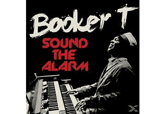 T. Booker - Sound The Alarm [CD]