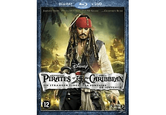 Pirates Of The Caribbean 4 - On Stranger Tides | Blu-ray