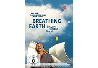 BREATHING EARTH-SUSUMU SHINGUS TRAUM - (DVD)
