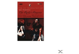 Jerry Hadley, Dawn Upshaw, Jonathan Best, Monte Pederson - The Rake´s Progress - Salzburger Festspiele 1996 - (DVD)
