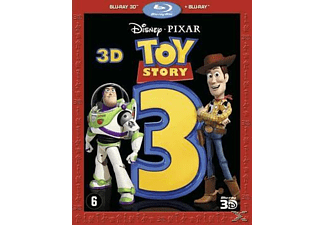 Toy Story 3 (3D+2D) | Blu-ray