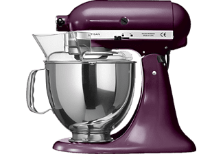 kitchenaid k chenmaschine 5ksm150pseby artisan mediamarkt. Black Bedroom Furniture Sets. Home Design Ideas