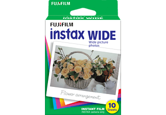 FUJI Instax Color films LARGE 10 pièces