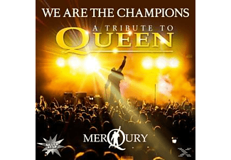 Merqury - We Are The Champions / A Tribute To Queen - (CD)