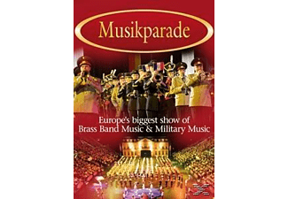 VARIOUS - Musikparade - (DVD)