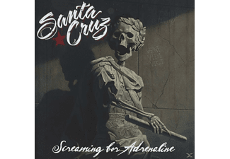 Santa Cruz - Screaming For Adrenaline [CD]