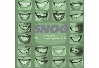 Snog - Buy Me..I'll Change Your Life - (CD)