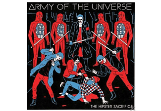 Army Of The Universe - The Hipster Sacrifice [CD]