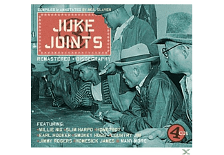 VARIOUS - Juke Joints 3 - Tough Music From To [CD]