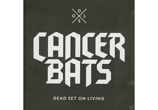 Cancer Bats - Dead Set On Living (Deluxe Incl. Bat Sabbath Ep+3 Bonustracks) [CD]