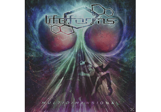 Lifeforms - Multidimensional [CD]