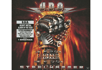 U.D.O. - Steelhammer (Ltd.Digipak) [CD]