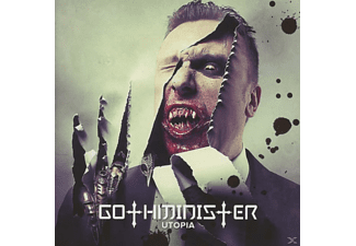 Gothminister - Utopia [CD]