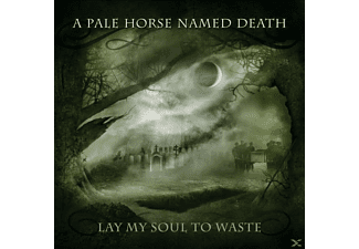 A Pale Horse Named Death - Lay My Soul To Waste [CD]
