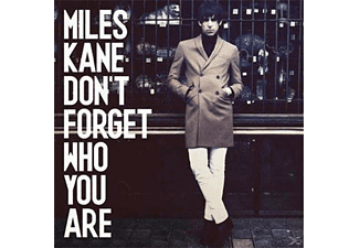 Miles Kane - Don't Forget Who You Are - (CD)