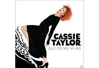 Cassie Taylor - Out Of My Mind [CD]