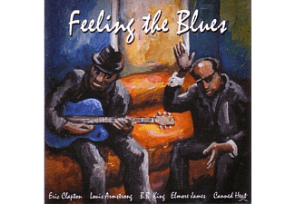 VARIOUS - Feeling The Blues - (CD)