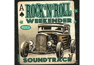 Various - Walldorf Rock'n'roll Weekender 2013 [CD]