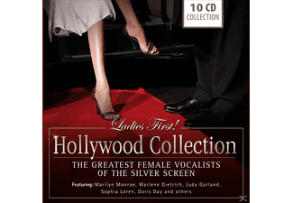 Various - Ladies First! Hollywood Collection [CD]