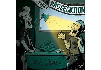 The Prosecution - Droll Stories [CD]
