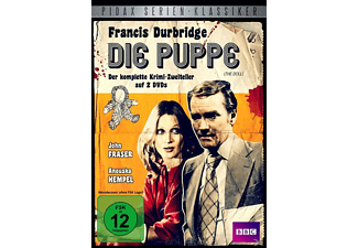 Francis Durbridge - Die Puppe Classic Selection [DVD]