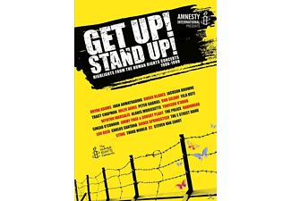 VARIOUS - Get Up! Stand Up! - Highlights From The Human Rights Concerts 1986-1998 [DVD]