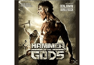 The Macedonian Radio Symphony Orchestra - Hammer Of The Gods [CD]