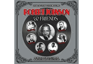 Robert Johnson - Robert Johnson & Friends [Vinyl]
