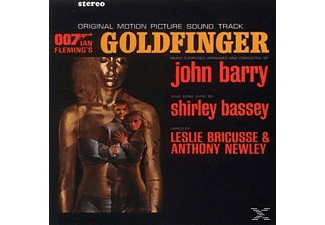VARIOUS - Goldfinger (007 Ost) (Remastered) [Vinyl]