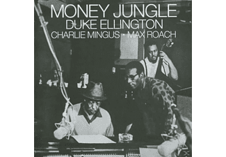 Duke Ellington, Charles Mingus, Max Roach - Money Jungle - (CD)