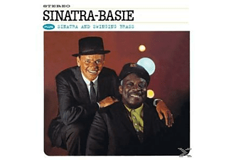 Frank Sinatra;Count Basie - Sinatra - Basie + Sinatra And Swingers Brass [CD]