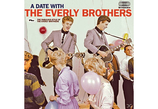 The Everly Brothers - A Date With.../ The Fabulous Style Of... [CD]