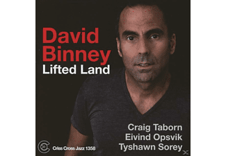 David Binney - Lifted Land - (CD)