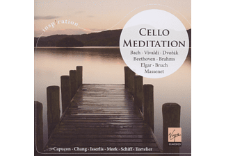 VARIOUS, Capucon, Mork, Chang - Cello Meditation [CD]