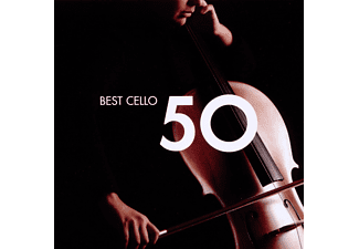 VARIOUS - 50 BEST CELLO [CD]