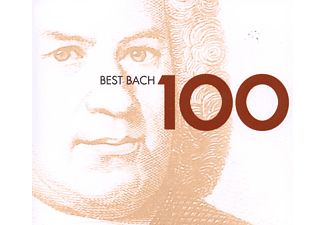 Various - 100 Best Bach [CD]