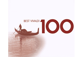 VARIOUS - 100 Best Vivaldi [CD]