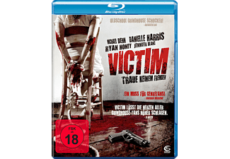 The Victim - Traue keinem Fremden - (Blu-ray)