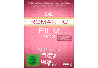 Die Romantic Film Box - (DVD)