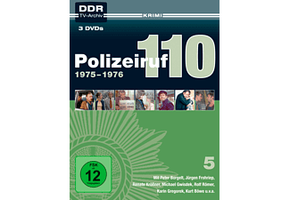 Polizeiruf 110 - Box 5 1975-1976 DVD-Box [DVD]