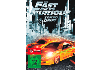 The Fast and the Furious: Tokyo Drift Action DVD