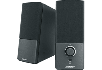 bose pc lautsprecher companion 2 serie iii schwarz mediamarkt. Black Bedroom Furniture Sets. Home Design Ideas