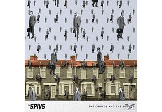 Thee Spivs - The Crowds And The Sounds - (Vinyl)