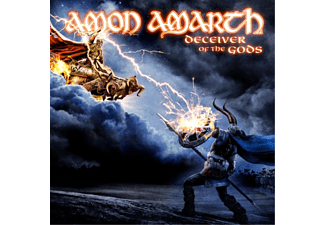 Amon Amarth - Deceiver of the Gods [CD]
